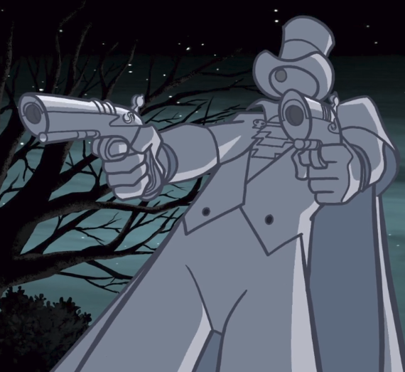 Gentleman Ghost (The Brave and the Bold)
