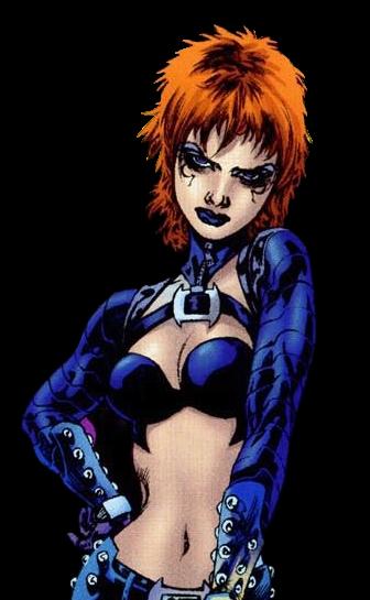Shimmer (DC Comics)