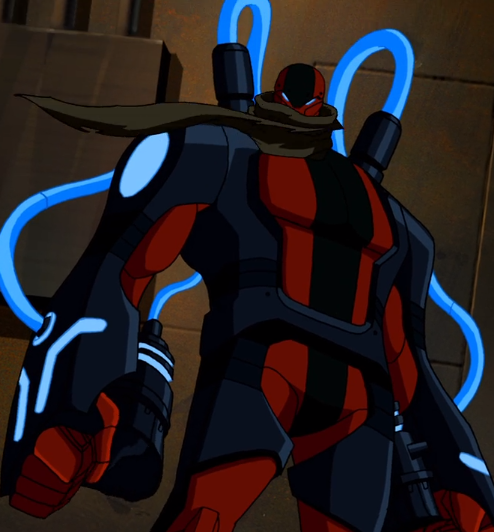 Mister Twister (Young Justice)