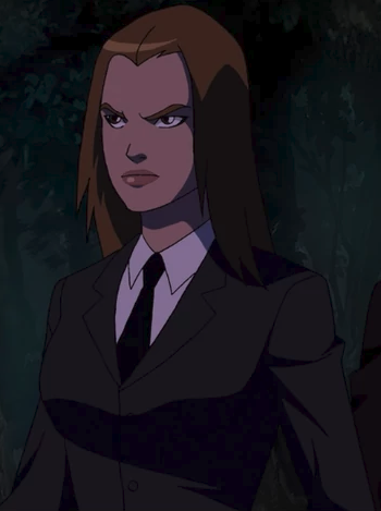 Mercy Graves (Young Justice)