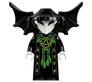 Totenkopf-Zauberer Minifigur