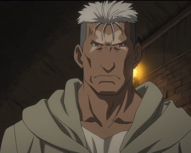 Scar (Fullmetal Alchemist: Brotherhood)