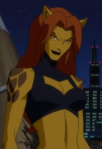 Cheetah (Justice League: Doom)