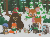 Waldtierchen