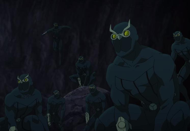 Talons (DC Animated Movie Universe)