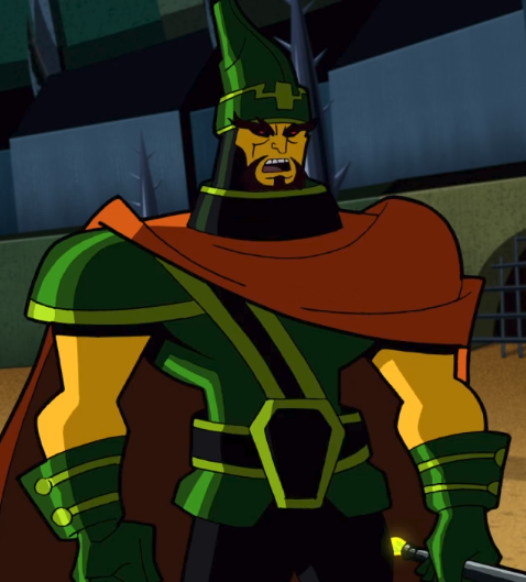 Steppenwolf (The Brave and the Bold)