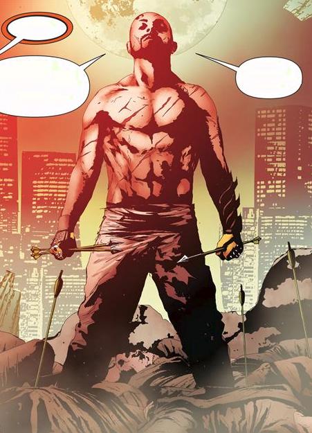 Richard Dragon (DC Comics)