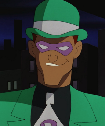 Riddler (Animated Universe)