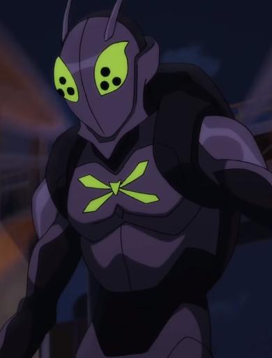 Killer Moth (DC Animated Movie Universe)