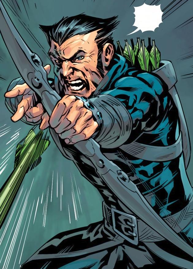 Merlyn der Schütze (DC Comics)