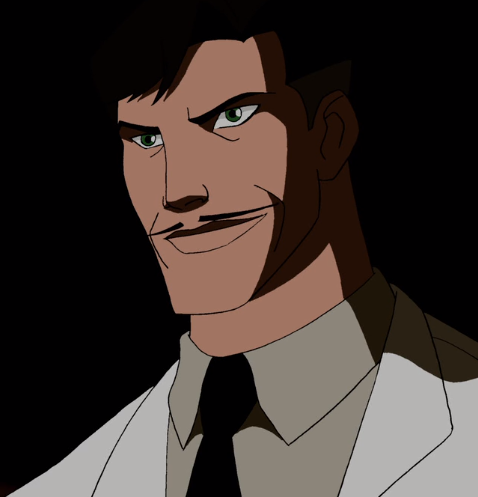T.O. Morrow (Young Justice)