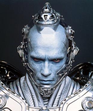 Arnold Schwarzenegger als Mr. Freeze