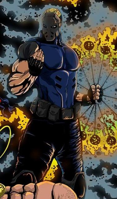 Sportsmaster (DC Comics)