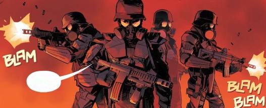 Vice Squad (DC Comics)