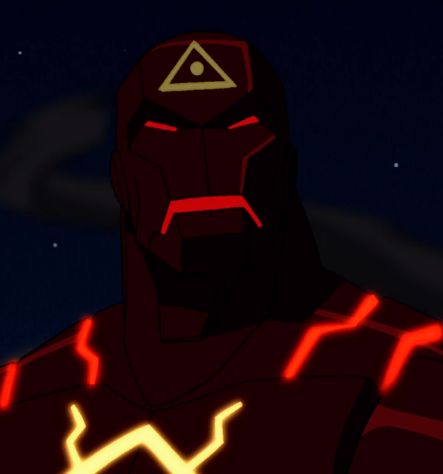 Red Volcano (Young Justice)