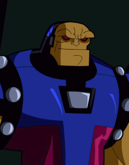 Mongul (The Brave and the Bold)