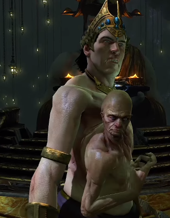 Castor & Pollux (God of War)