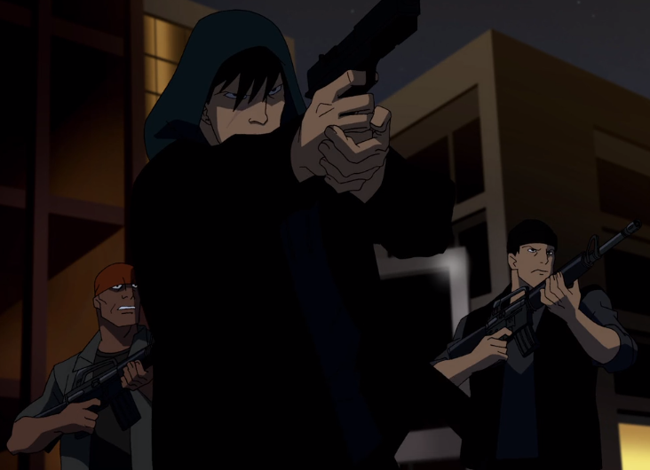 Intergang (Young Justice)