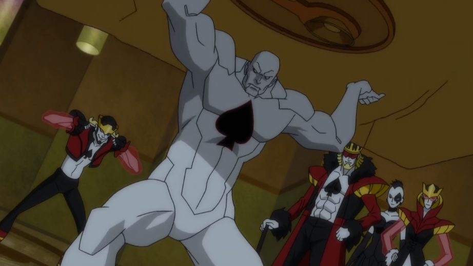 Royal Flush Gang (Justice League: Doom)
