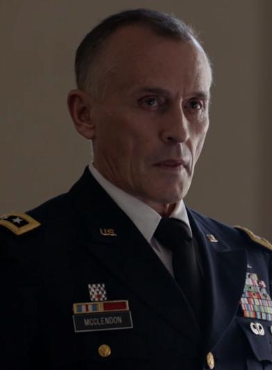 General McClendon