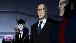 Lex, Klarion, Brain, Savage