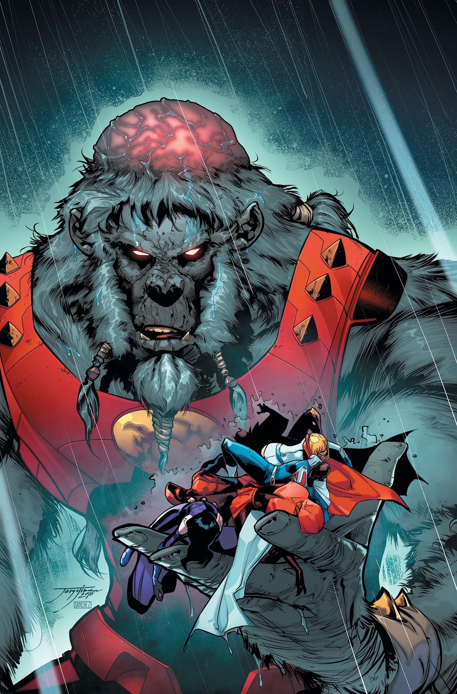 Ultra-Humanite (DC Comics)