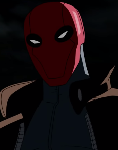 Red Hood (Under the Red Hood)