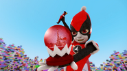 Christmaster bring the Ladybug and Cat Noir toys back to life