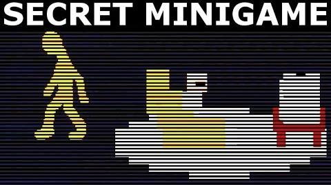 FNAF 6 - Secret Minigame