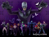 Akumatized villains