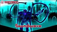 Transformers Robots in Disguise - Soundwave Ver