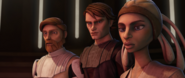Anakin, Obi, and Gallia