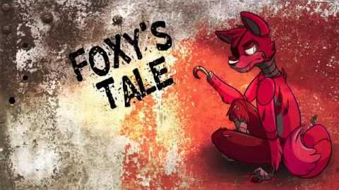 'Foxy's Tale' Five Nights at Freddy's Song Muse of Discord
