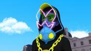 Timetagger manipulated Hawk Moth