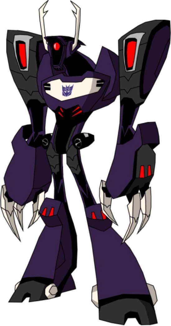 Shockwave (Transformers Animated)