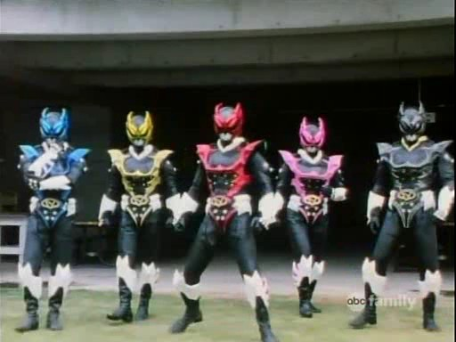 Psycho Rangers