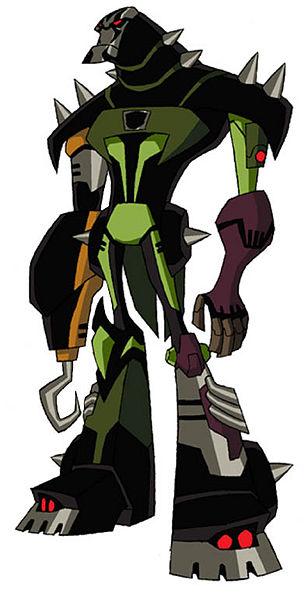 Lockdown (Transformers Animated)