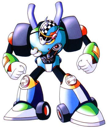 Turbo Man