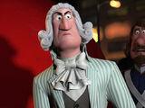 Maximilien de Robespierre (Mr. Peabody & Sherman)