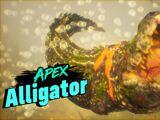 Apex Alligator (Maneater)