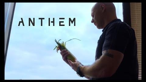 Озвучено Anthem игра - Кукурузный лабиринт BioWare-0