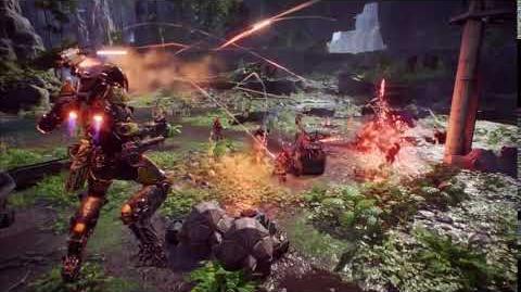 Anthem - Ranger Ultimate - Multi-Target Missile Battery