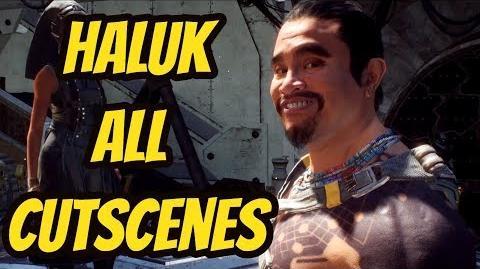 Haluk Anthem All Cutscenes (2019)