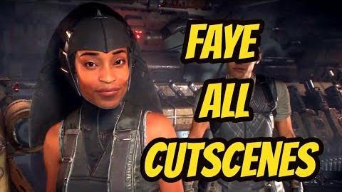 Faye Anthem All Cutscenes (2019)