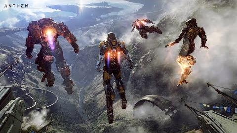 Anthem Official Gameplay Reveal (2017)