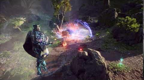 Anthem - Storm Ultimate - Elemental Storm