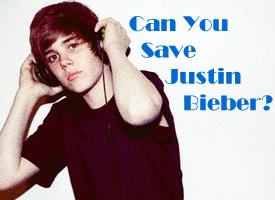 Save Justin Bieber