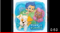 Bubble Guppies para asustar