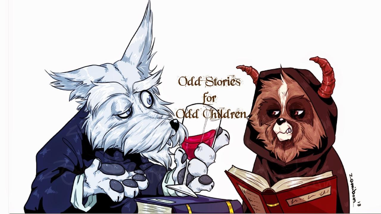 Odd stories for Odd children