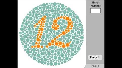Color Vision Deficiency Test (безопасная версия)